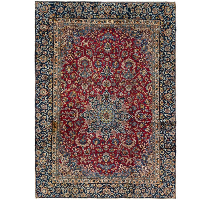 260cm x 365cm Isfahan Persian Rug