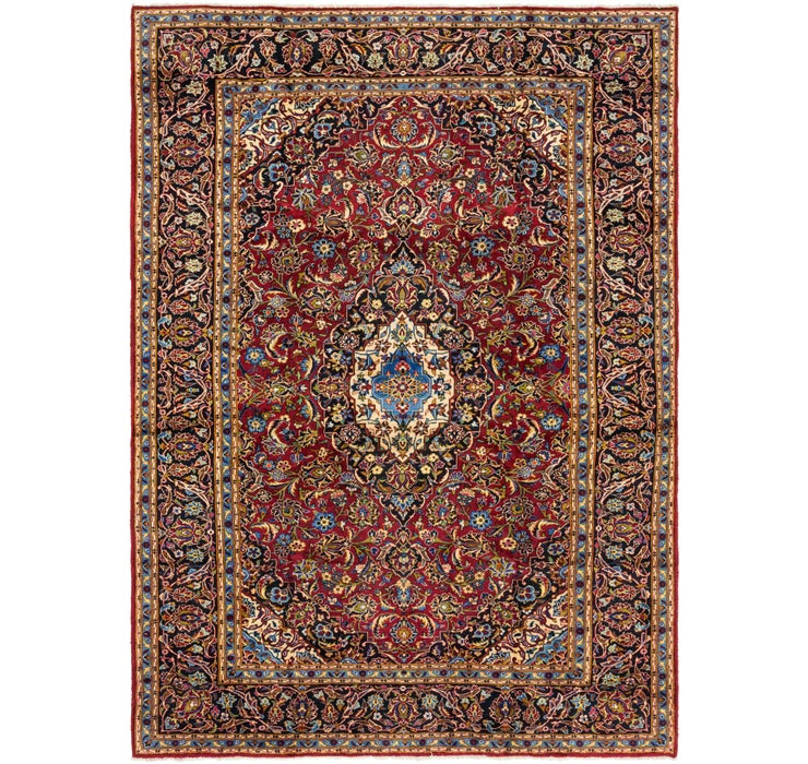 260cm x 365cm Kashan Persian Rug
