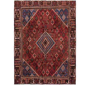 Image of 7' 6 x 10' 6 Joshaghan Persian Rug