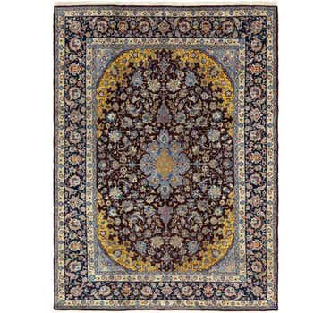 Image of 9' 2 x 13' 1 Isfahan Persian Rug