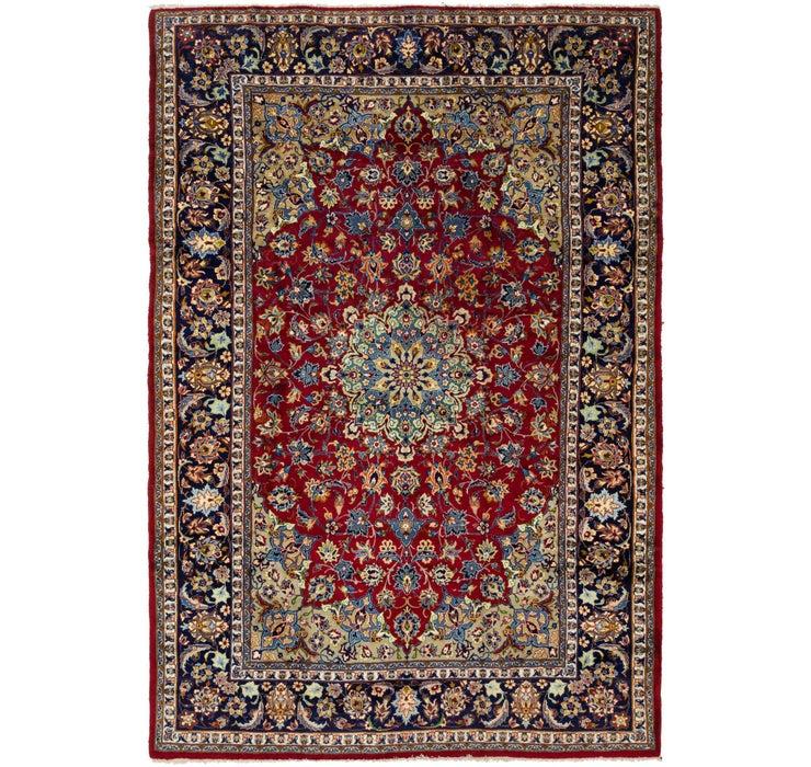 280cm x 417cm Isfahan Persian Rug