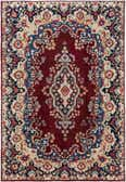 8' 9 x 12' 8 Kerman Persian Rug thumbnail