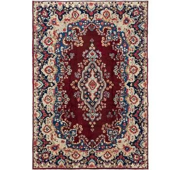 8' 9 x 12' 8 Kerman Persian Rug main image