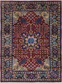 9' 9 x 13' Isfahan Persian Rug thumbnail