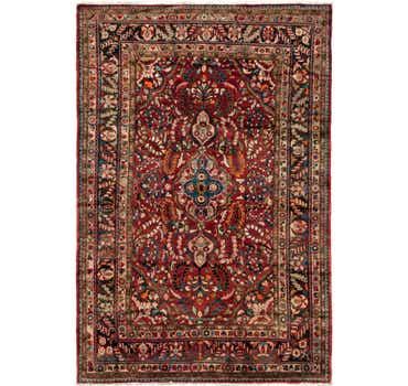 Image of 7' 9 x 11' 4 Liliyan Persian Rug