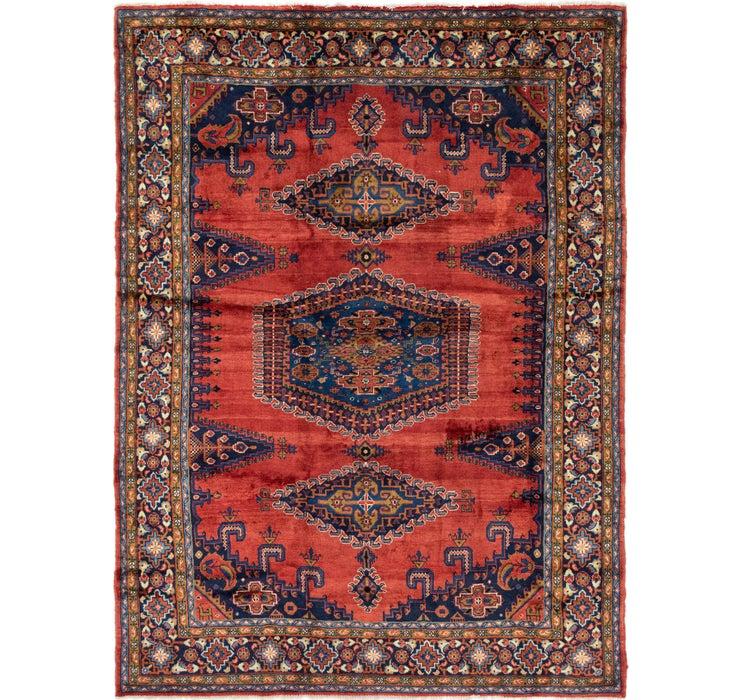 245cm x 335cm Viss Persian Rug
