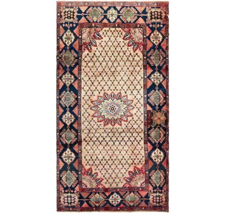 152cm x 285cm Songhor Persian Rug