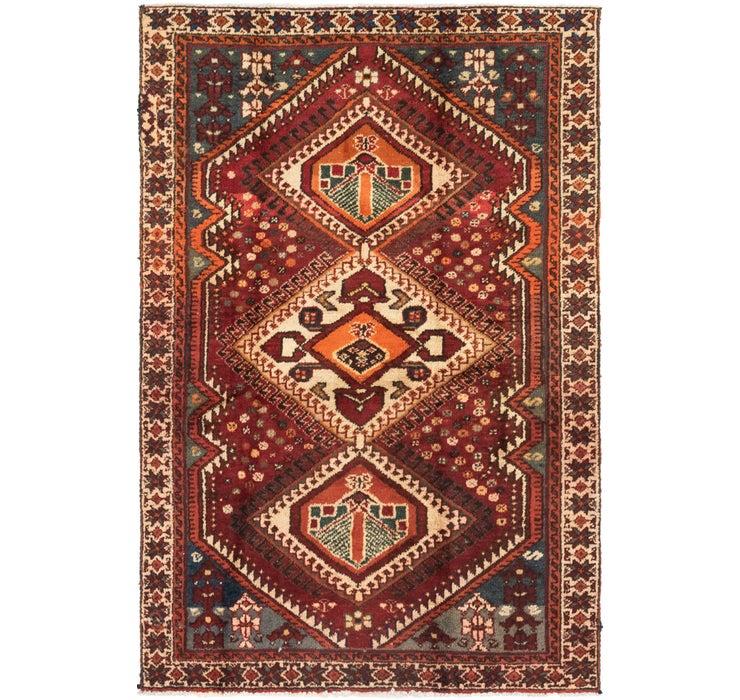 122cm x 198cm Bakhtiar Persian Rug