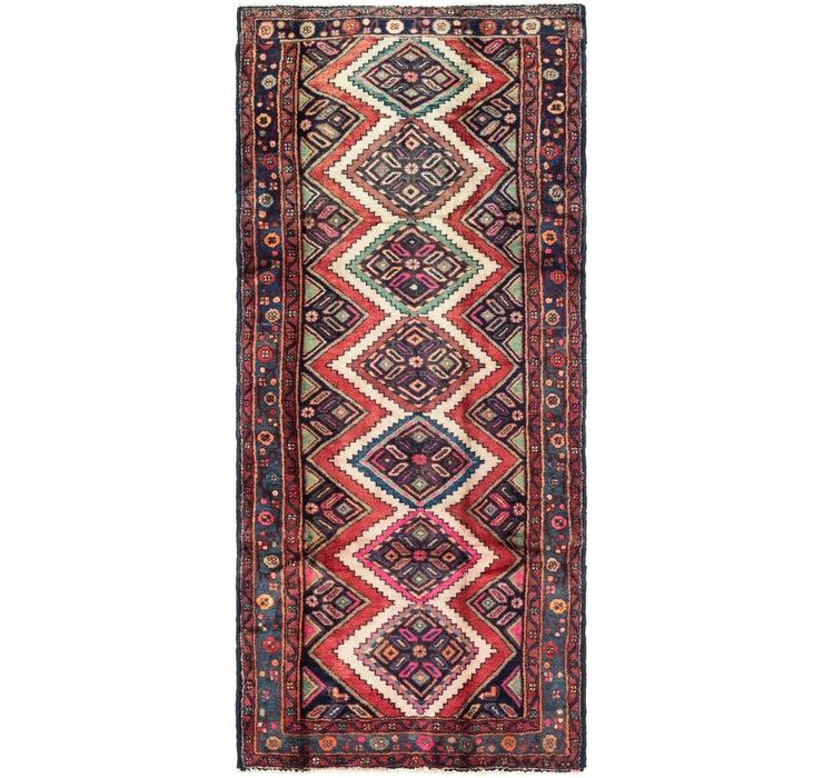 110cm x 250cm Chenar Persian Runner Rug