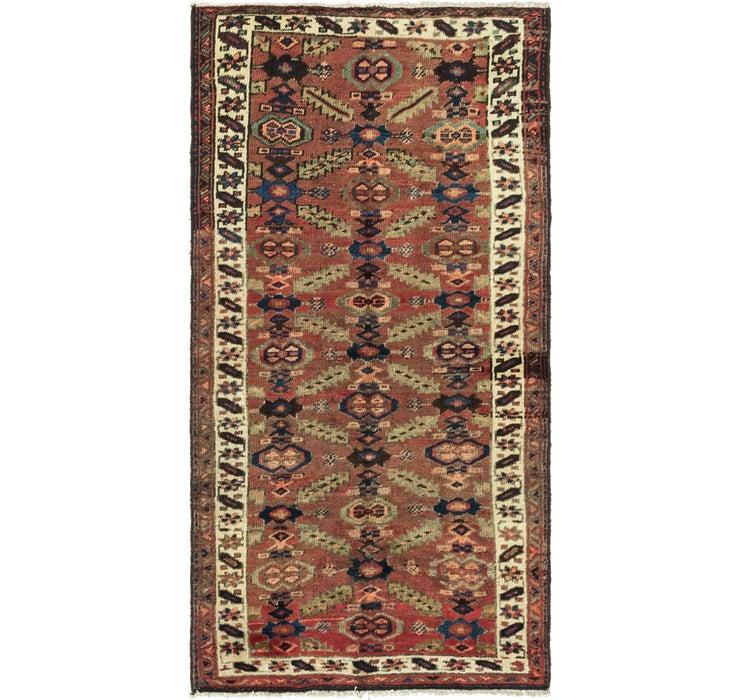 117cm x 225cm Shiraz-Lori Persian Rug