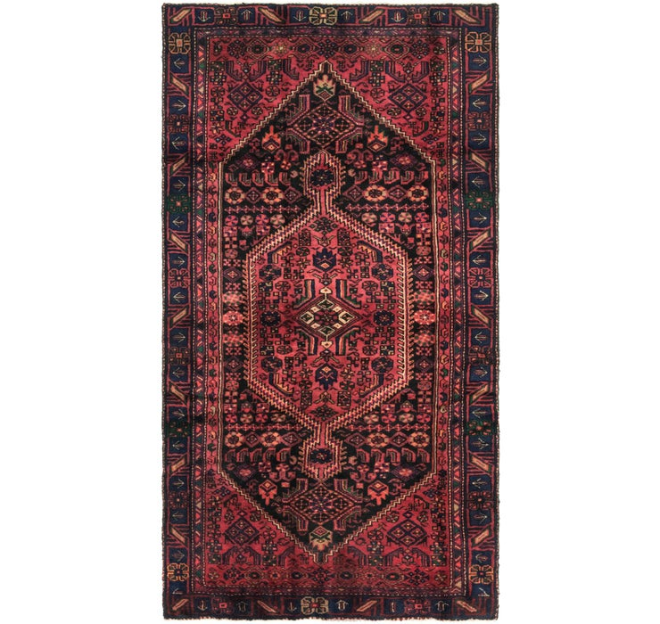 137cm x 260cm Zanjan Persian Rug