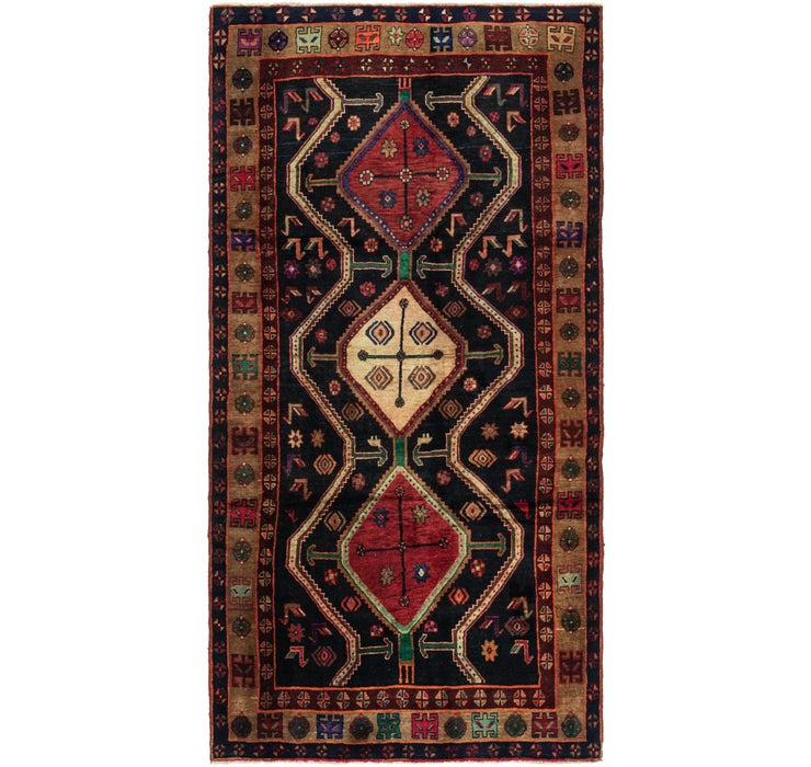 Image of 152cm x 292cm Koliaei Persian Runner ...