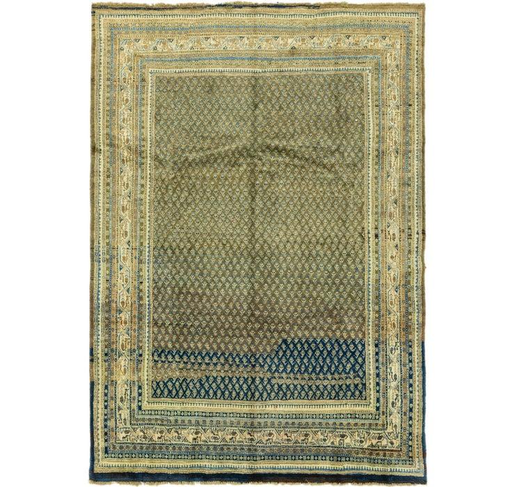 190cm x 275cm Botemir Persian Rug