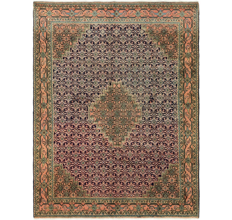 208cm x 277cm Zanjan Persian Rug