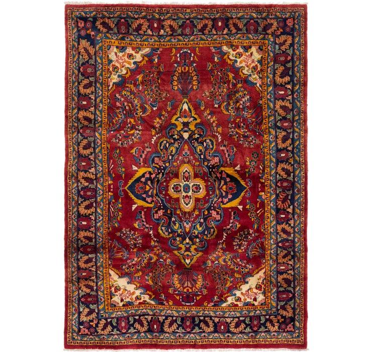 240cm x 330cm Golpayegan Persian Rug