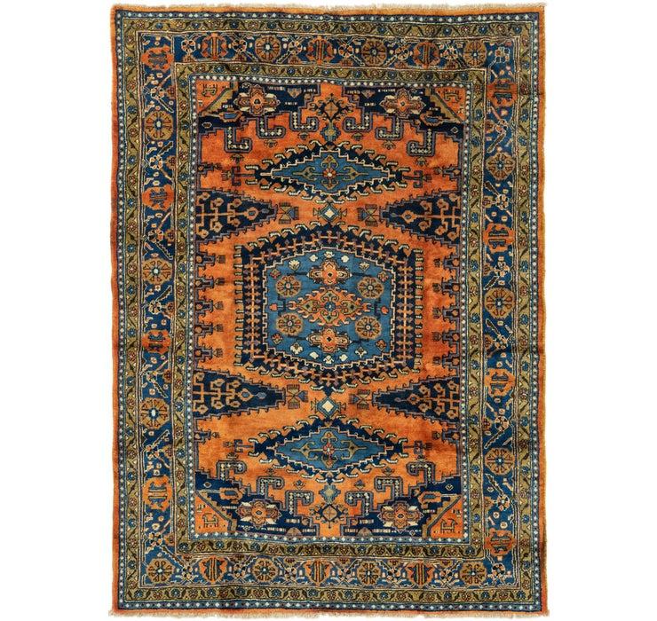 7' 1 x 10' Viss Persian Rug