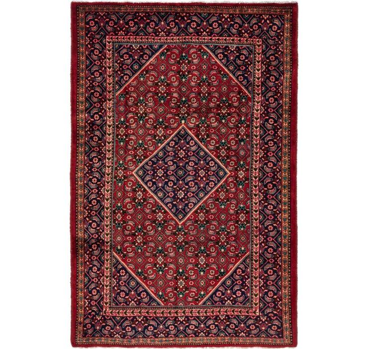 205cm x 312cm Farahan Persian Rug