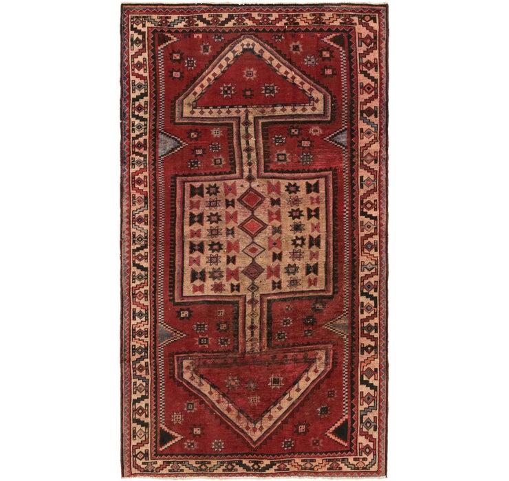 152cm x 275cm Shiraz-Lori Persian Rug