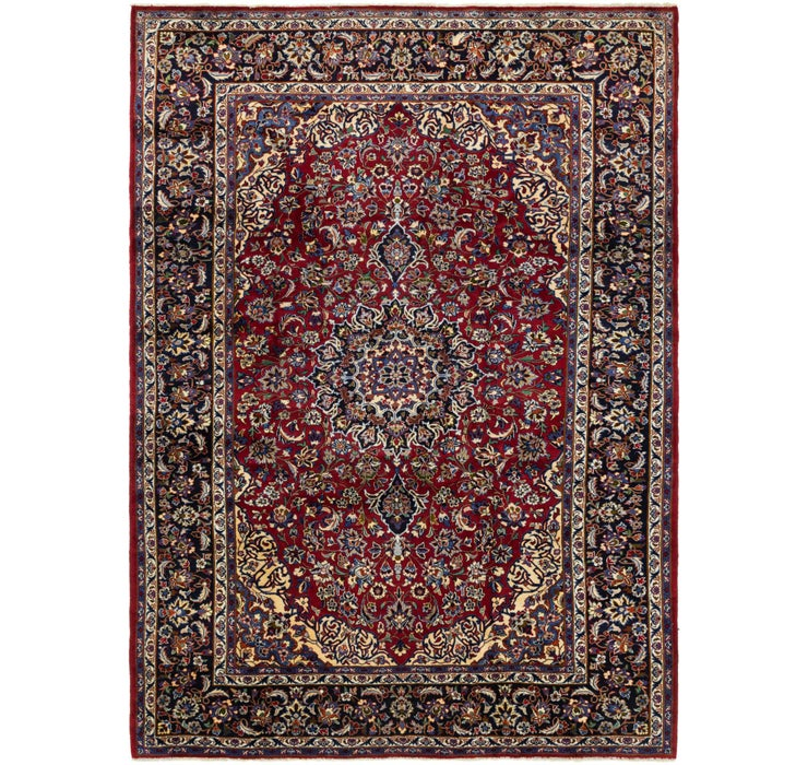 257cm x 348cm Isfahan Persian Rug