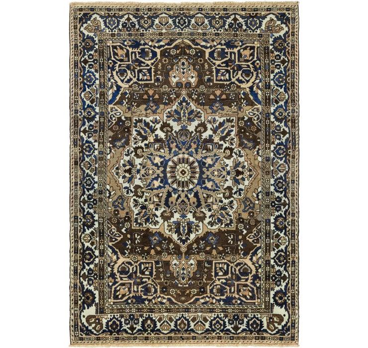 203cm x 310cm Bakhtiar Persian Rug
