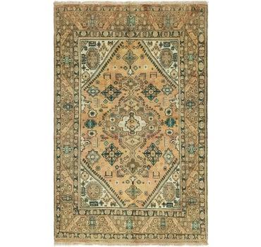 6' 4 x 10' 1 Tabriz Persian Rug main image