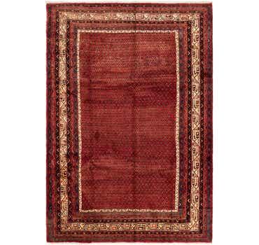 Image of 7' 6 x 11' Botemir Persian Rug