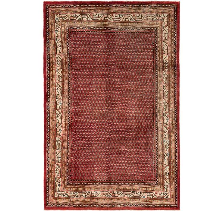 213cm x 323cm Botemir Persian Rug