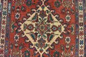 3' 2 x 10' 4 Hamedan Persian Runner Rug thumbnail