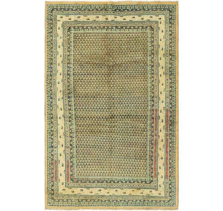 203cm x 323cm Botemir Persian Rug