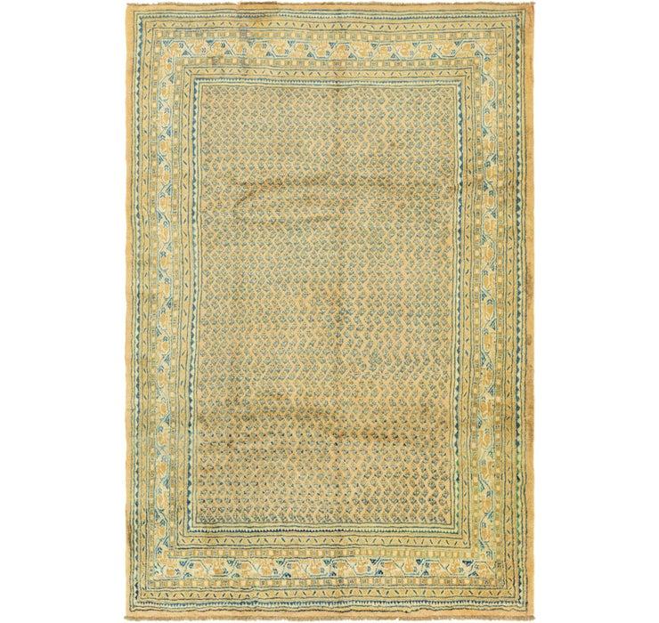 205cm x 312cm Botemir Persian Rug