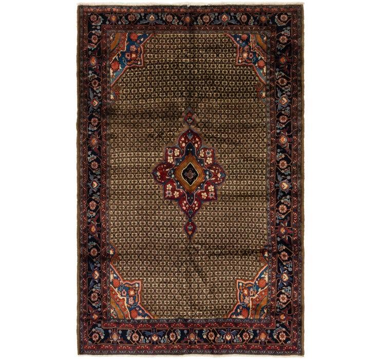 203cm x 328cm Songhor Persian Rug