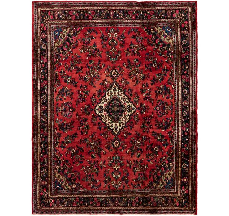 315cm x 410cm Hamedan Persian Rug