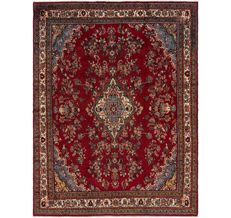 10' 6 x 13' 7 Hamedan Persian Rug