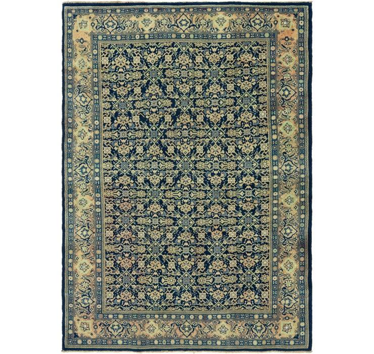 7' 3 x 9' 9 Farahan Persian Rug