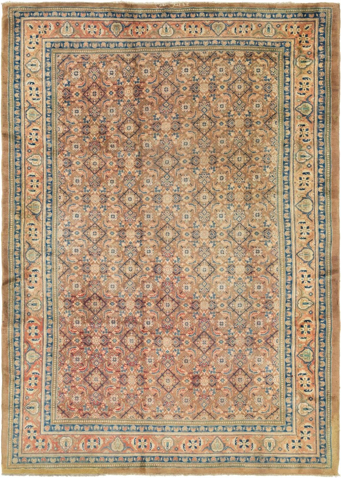 7' x 9' 9 Farahan Persian Rug main image