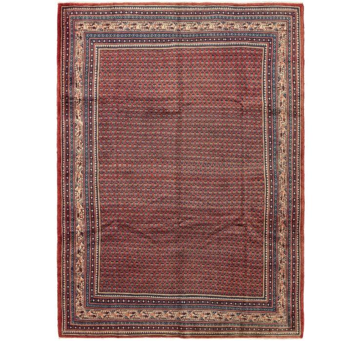 6' 9 x 9' 6 Botemir Persian Rug