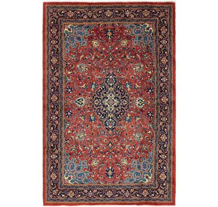 220cm x 335cm Farahan Persian Rug