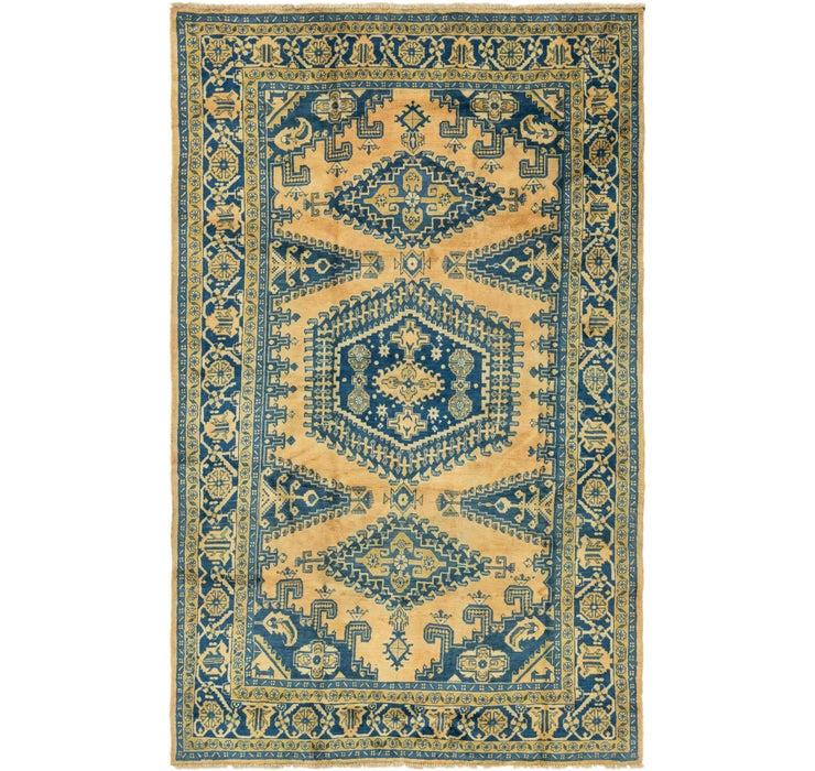 213cm x 335cm Viss Persian Rug