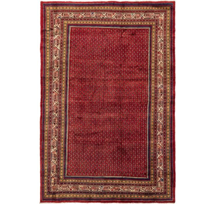 218cm x 323cm Botemir Persian Rug