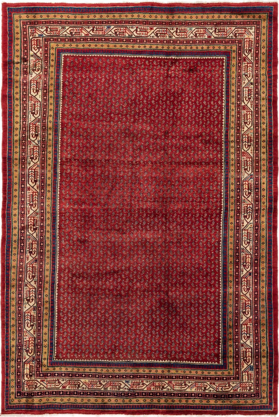 7' 2 x 10' 7 Botemir Persian Rug main image