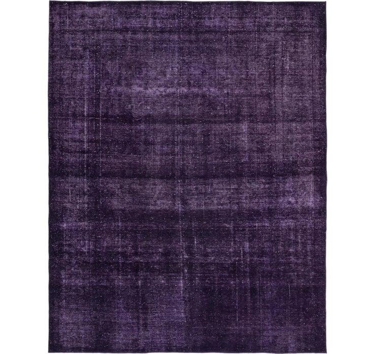 290cm x 368cm Ultra Vintage Persian Rug