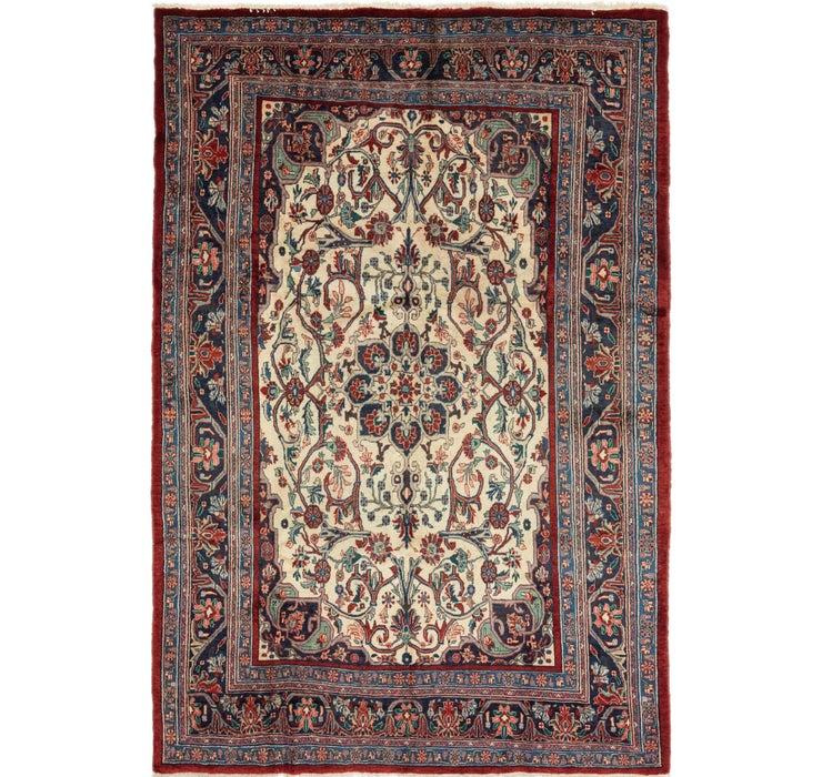 200cm x 295cm Bidjar Persian Rug