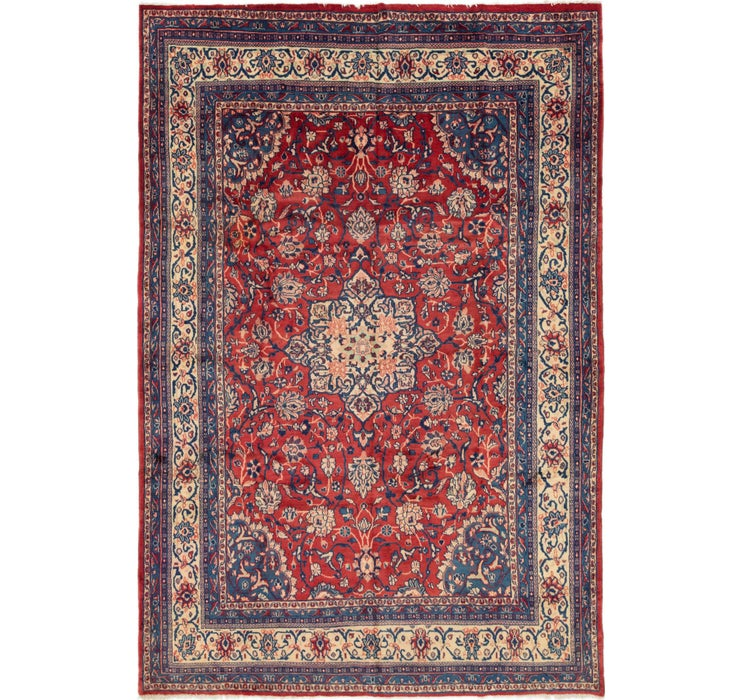 205cm x 305cm Farahan Persian Rug