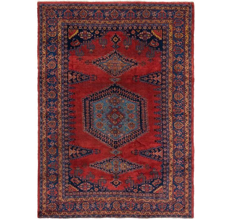 255cm x 348cm Viss Persian Rug
