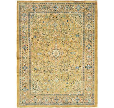 Image of 8' x 10' 9 Farahan Persian Rug