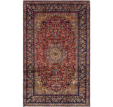 Image of  9' 6 x 14' 8 Isfahan Persian Rug