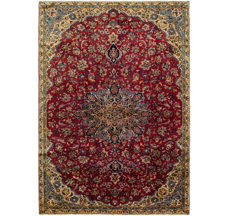 225cm x 315cm Isfahan Persian Rug