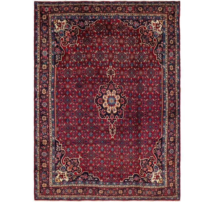 9' 3 x 12' 8 Hamedan Persian Rug