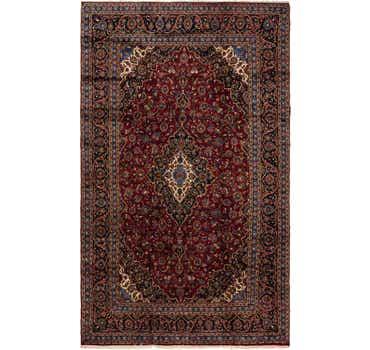 Image of 9' 7 x 16' 8 Kashan Persian Rug