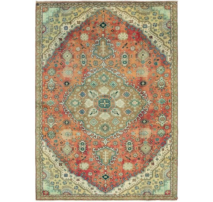 230cm x 325cm Tabriz Persian Rug